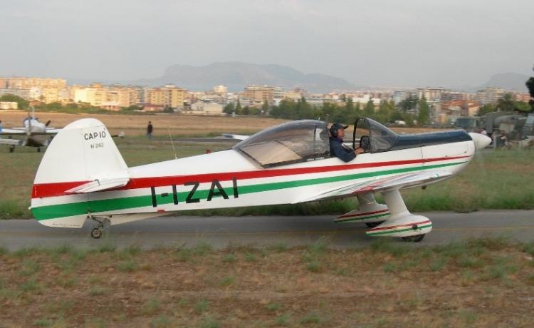 Mudry CAP 10B I-IZAI a Palermo Boccadifalco 2005