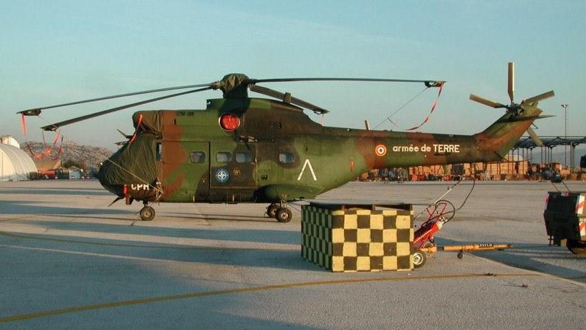 Elicottero Puma : Ingrandisci l immagine